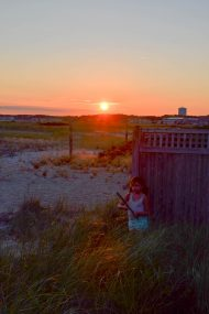 Cape Cod Sunset | In Jennie's Kitchen