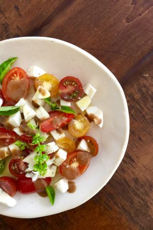 Classic Caprese Salad | In Jennie's Kitchen