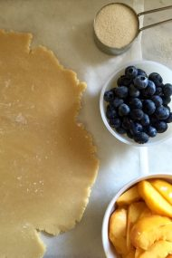 Sweet Butter Pastry Crust | In Jennie's Kitchen