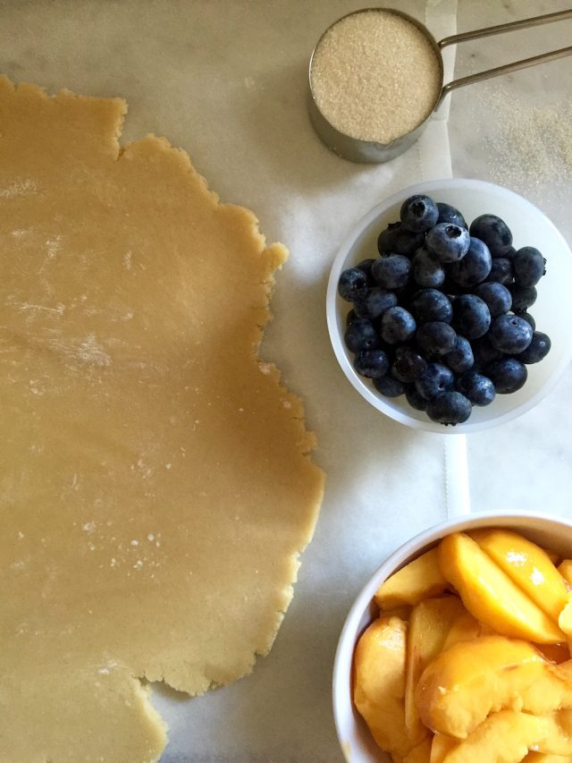Sweet Butter Pastry Crust   In Jennie's Kitchen