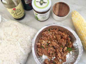 Pork Fried Rice Salad | In Jennie's Kitchen
