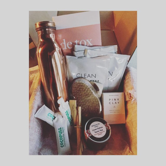 The theme for the first month of Leaf's Year of Wellness Subscription was Detox. I love everything in it, and feel it was well worth the $60.   In Jennie's Kitchen