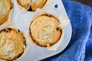 Vegan Banana Muffins | In Jennie's Kitchen
