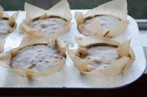 Oatmeal Banana Muffins | In Jennie's Kitchen