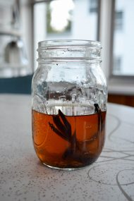DIY Vanilla Extract | In Jennie's Kitchen