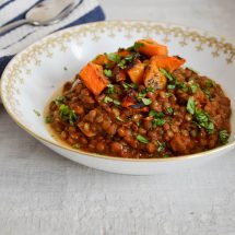 French Lentil Chili