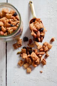 Pumpkin Spice Chex Mix | In Jennie's Kitchen