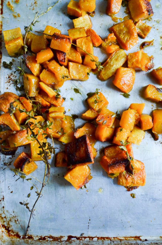 recipe: roasted butternut squash thyme [31]