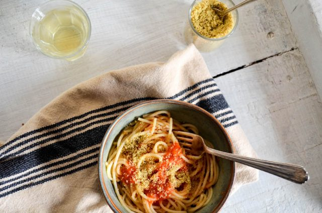 Vegan Parmesan Cheese | In Jennie's Kitchen