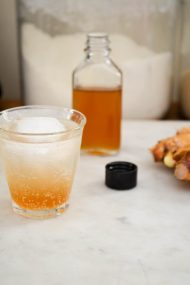 Homemade Ginger Ale | In Jennie's Kitchen