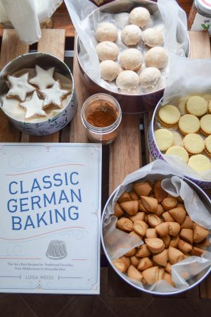 Butterkekse Cookies & Classic German Baking