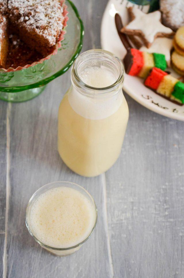 Almond Milk Eggnog {dairy free} | In Jennie's Kitchen