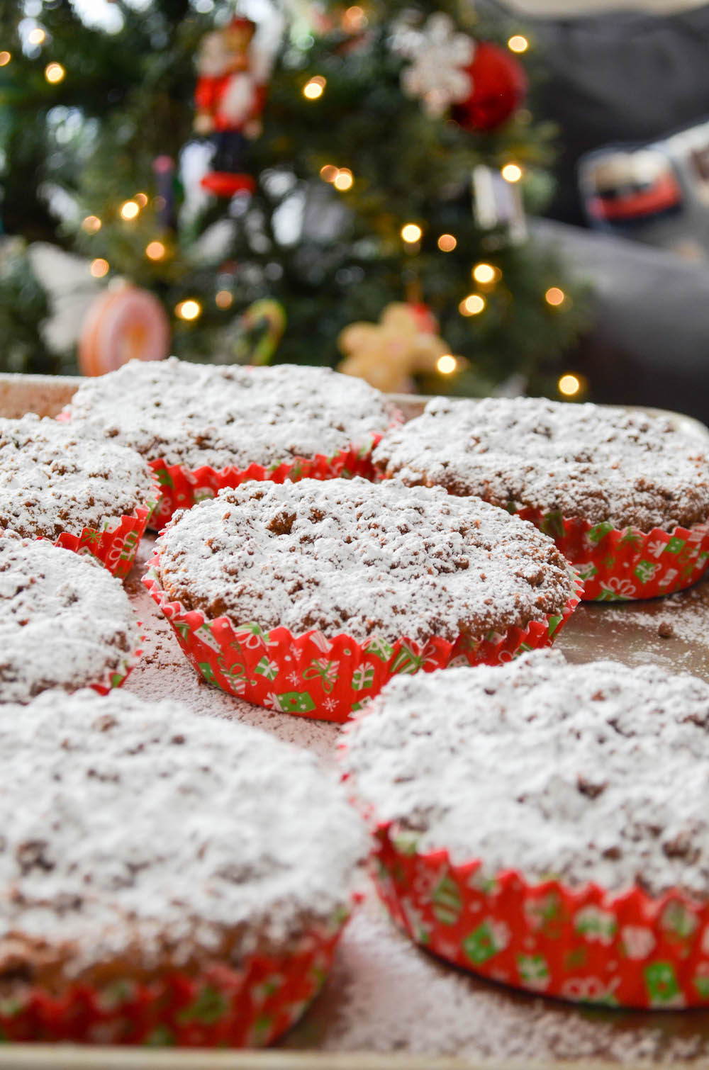 Chocolate Streusel Gingerbread Coffee Cake In Jennie S Kitchen