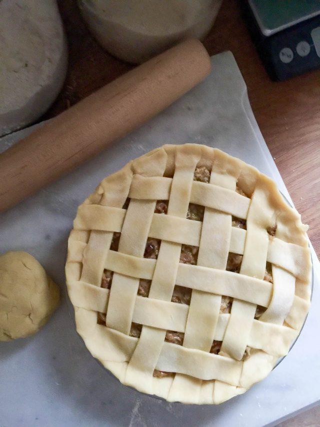 Best Savory Pie Crust Recipe | In Jennie's Kitchen