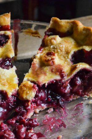 Cherry Berry Pie | In Jennie's Kitchen