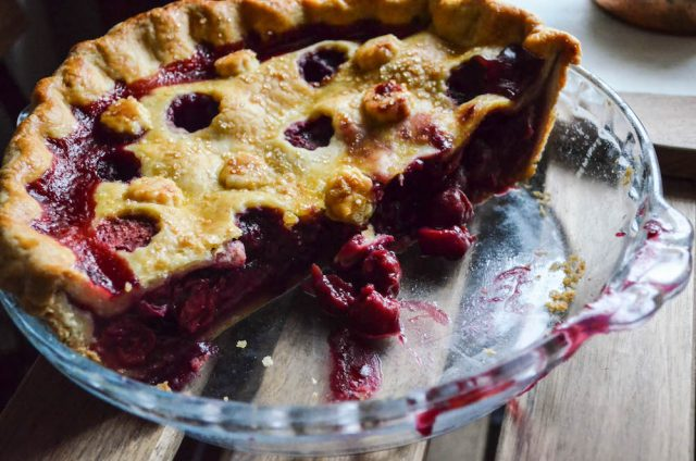 Cherry Berry Pie | In Jennie's Kitchen