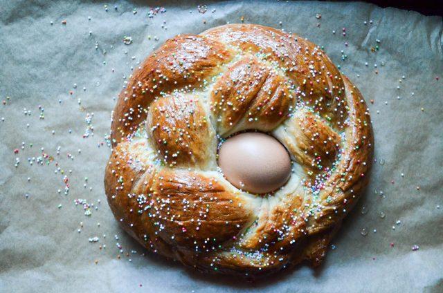 Italian Easter Bread |In Jennie's Kitchen