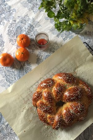 Italian Easter Bread, revisited