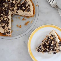 Creamy Peanut Butter Pie, take two