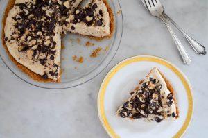 Creamy Peanut Butter Pie | In Jennie's Kitchen