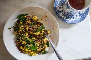 How to Cook Quinoa | In Jennie's Kitchen