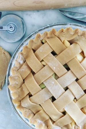 Whole Wheat Perfect Pie Crust