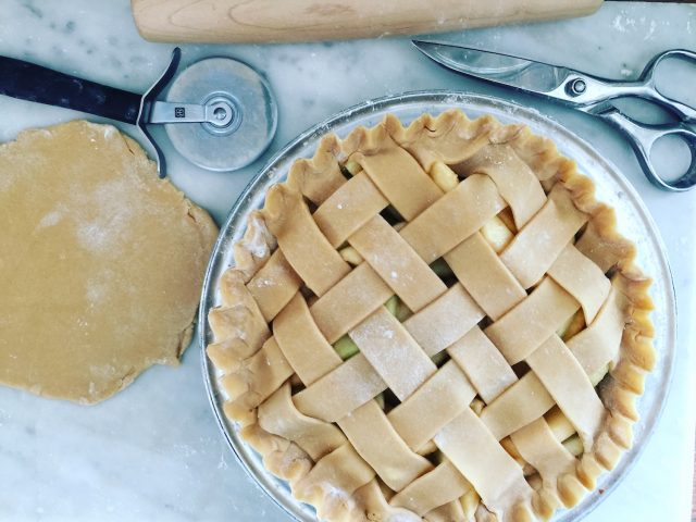 Whole Wheat Pie Crust Recipe | In Jennie's Kitchen