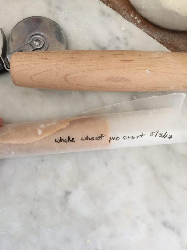 Whole Wheat Pie Crust Recipe | In Jennie's Kitchen