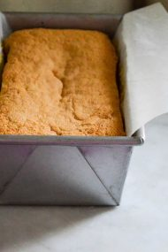 Pan di Spagna {Italian Sponge Cake} | In Jennie's Kitchen