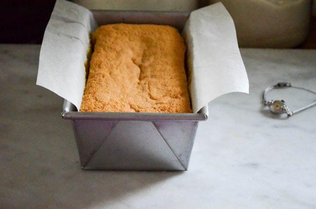 Pan di Spagna {Italian Sponge Cake} | In Jennie's Kitchen