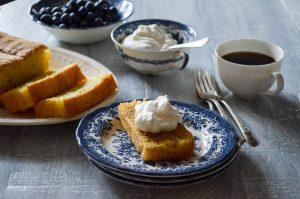 Pan di Spagna {Italian Sponge Cake}   In Jennie's Kitchen