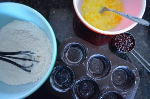 Chocolate Chip Pancake Muffins Recipe   In Jennie's Kitchen