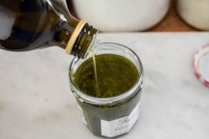 Basil Pesto Recipe | In Jennie's Kitchen