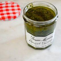 A New Way to Make Basil Pesto