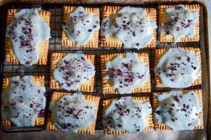 Blueberry Pop Tarts Recipe | In Jennie's Kitchen