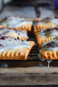 Blueberry Pop Tarts Recipe | In Jennie's Kitchen