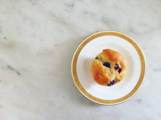 Honey Blueberry Muffin Recipe | In Jennie's Kitchen
