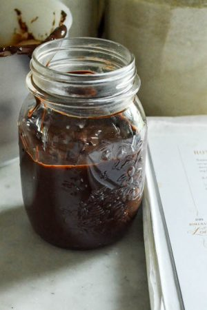 Hot Fudge Sauce Recipe | In Jennie's Kitchen