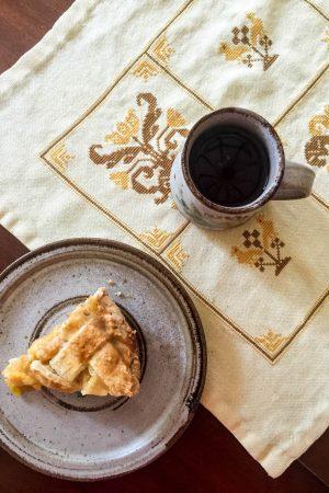 Peach Pie Recipe | In Jennie's Kitchen
