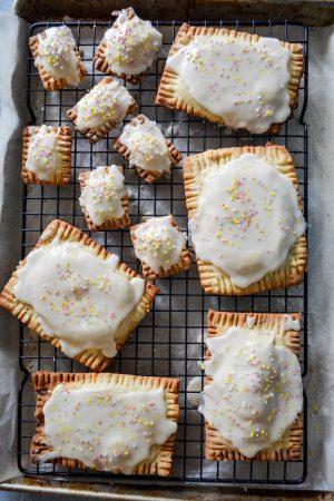 Homemade Peach Pop Tarts   In Jennie's Kitchen