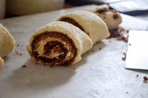 Small Batch Cinnamon Buns Recipe | In Jennie's Kitchen