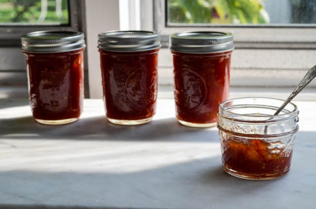 Tomato Jam | In Jennie's Kitchen