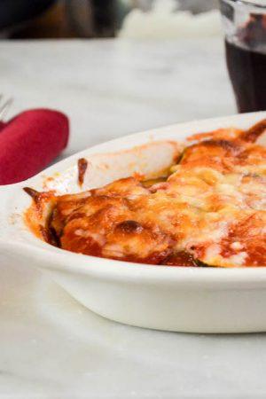 Zucchini Parmesan Recipe   In Jennie's Kitchen