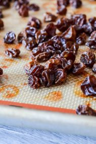 How to Make Homemade Raisins | In Jennie's Kitchen