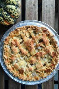 Brown Butter Apple Pie Recipe   In Jennie's Kitchen
