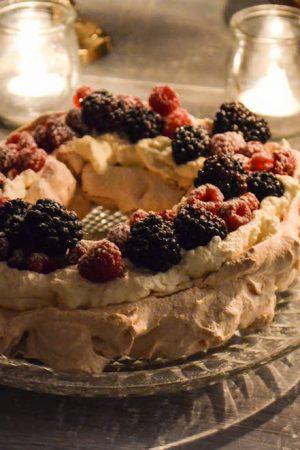 Mary Berry's Pavlova Recipe | In Jennie's Kitchen