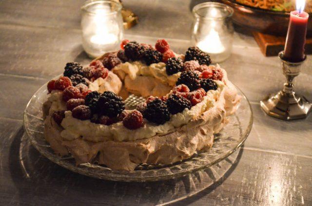 Mary Berry S Pavlova In Jennie S Kitchen