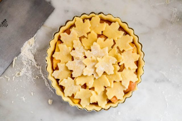 Apple Pie for Two {small batch baking}   In Jennie's Kitchen