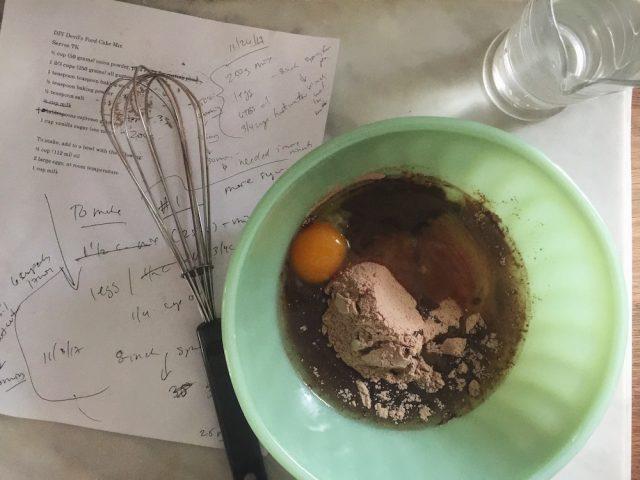 DIY Devil's Food Cake Mix   In Jennie's Kitchen