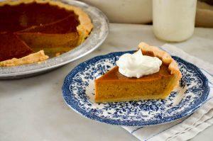 Honey Pumpkin Pie   In Jennie's Kitchen